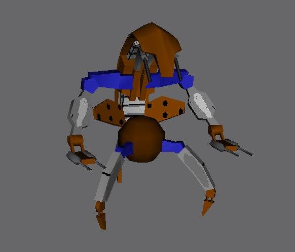 max droideka