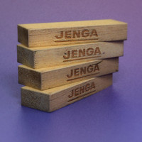 jenga bricks