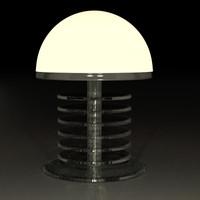 lamp 49 3d model