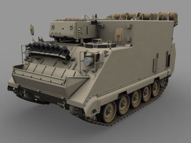 3dsmax m577a3 tracked command