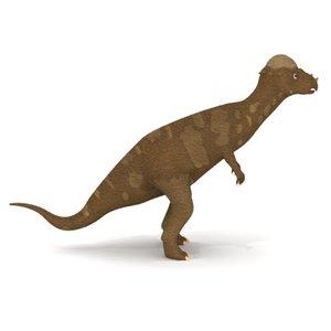 3d pachycephalosaurus