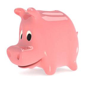 lightwave piggy bank