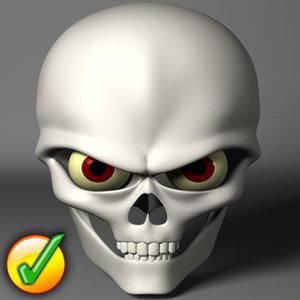 fictional skull character lwo