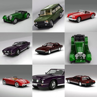 Classic British Cars Collection