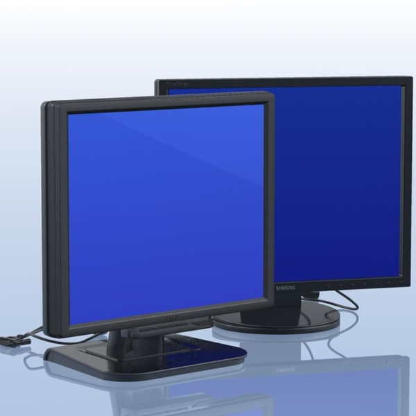 max 2 lcd displays samsung