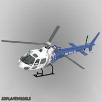 3ds eurocopter life net 350