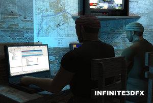 maya terrorist hacker cell