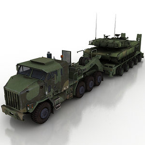3d tank transport