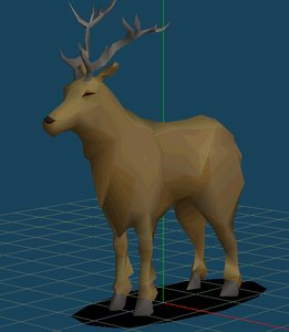 3ds max moose hunting