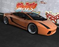 Lamborghini Galardo Superleggera.rar