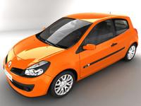 Renault clio.max