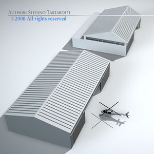 maya airport hangars