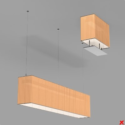 lamp hanging 3d 3ds
