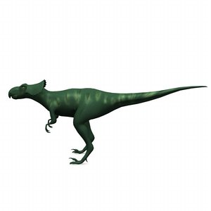 3ds dinosaur microceratops