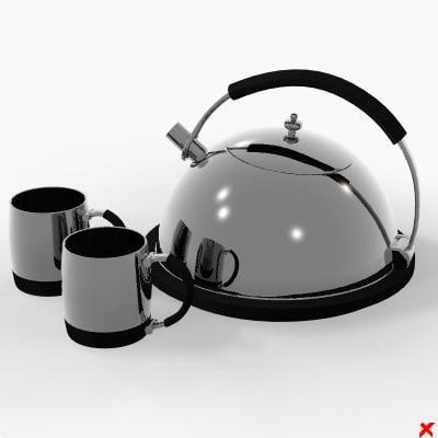 3d tea