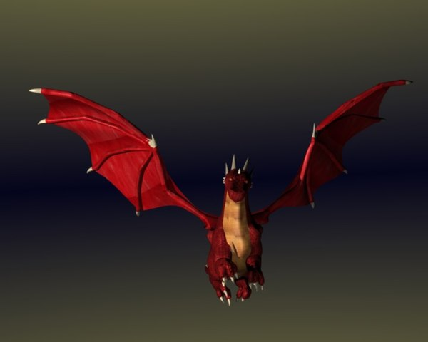 blender dragon ramal