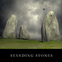 Standing stones 3d model