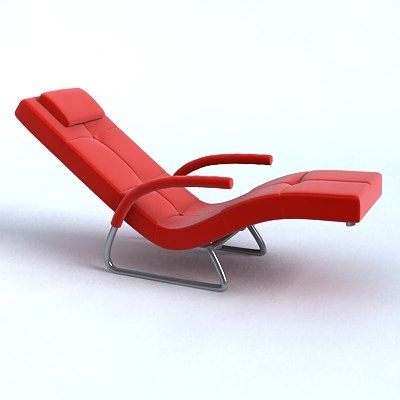 3ds superlounge chair