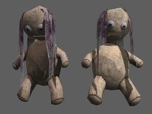 creepy toy kids doll max