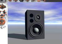 3d model alesis mk2