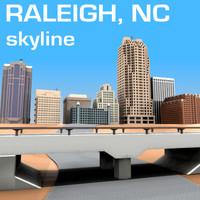 maya raleigh skyline