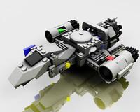 Serenity Lego Model