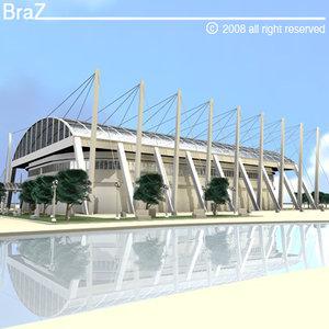 maya hockey stadium