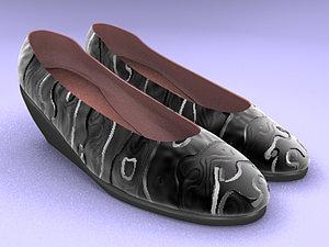 3d light shoe