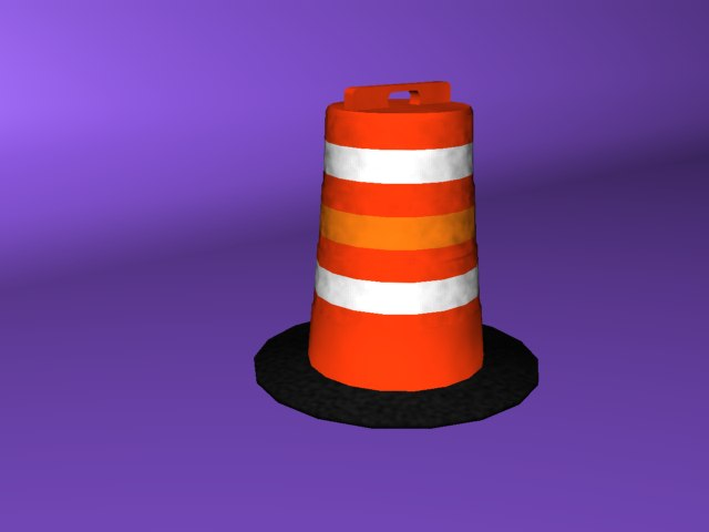 free max mode orange barrel