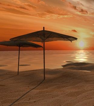 max parasol beach