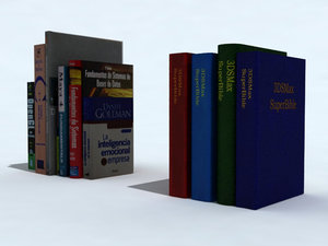 3d x book