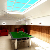 maya billiards room
