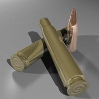 3d lwo 50mm bullet