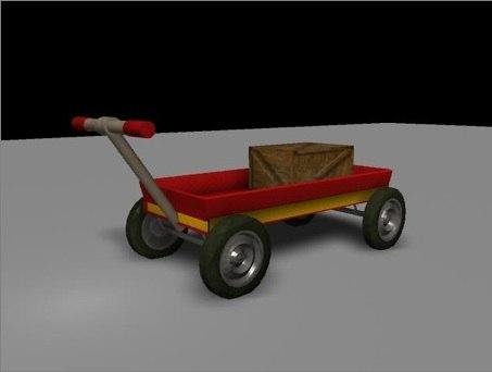 cart obj free