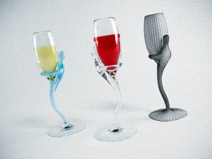 design glass 3d max