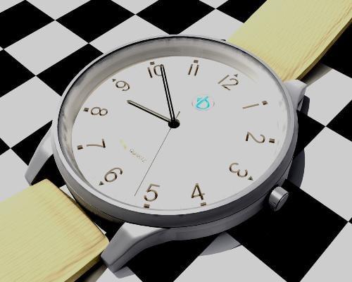 3d model watches wrist-watch