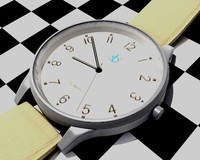 3d model watches wrist-watch