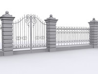 obj fence