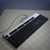 HP Standard Keyboard