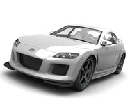 Mazda Speed RX 8