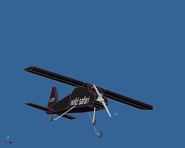 plane inventor 3ds free