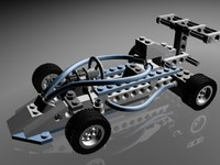 3ds max team octan racer