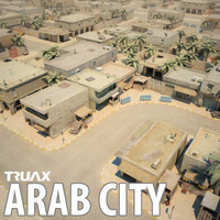 Arab City - Set01