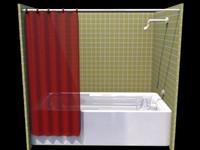 obj shower