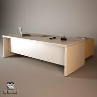 matteograssi - table 3d model