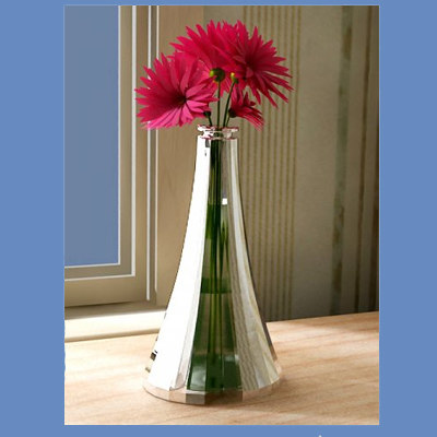 maya flowers vase