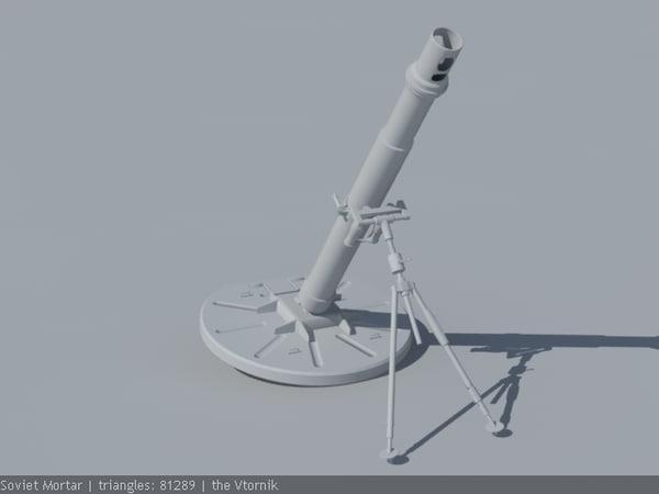 soviet mortar ma