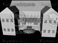 3d model of house