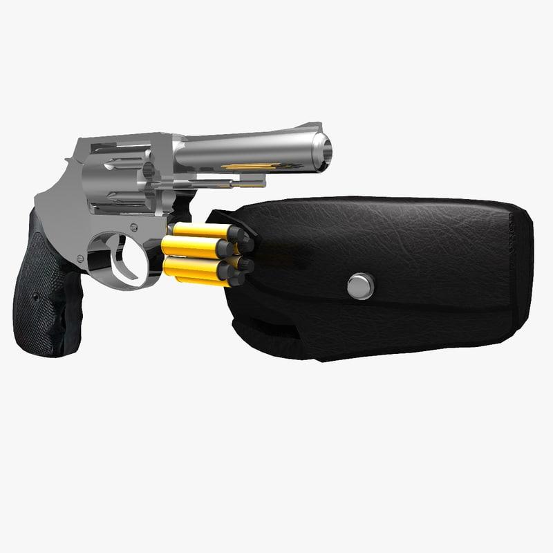 maya magnum revolver