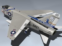 3d a-7e corsair ii aj300 model